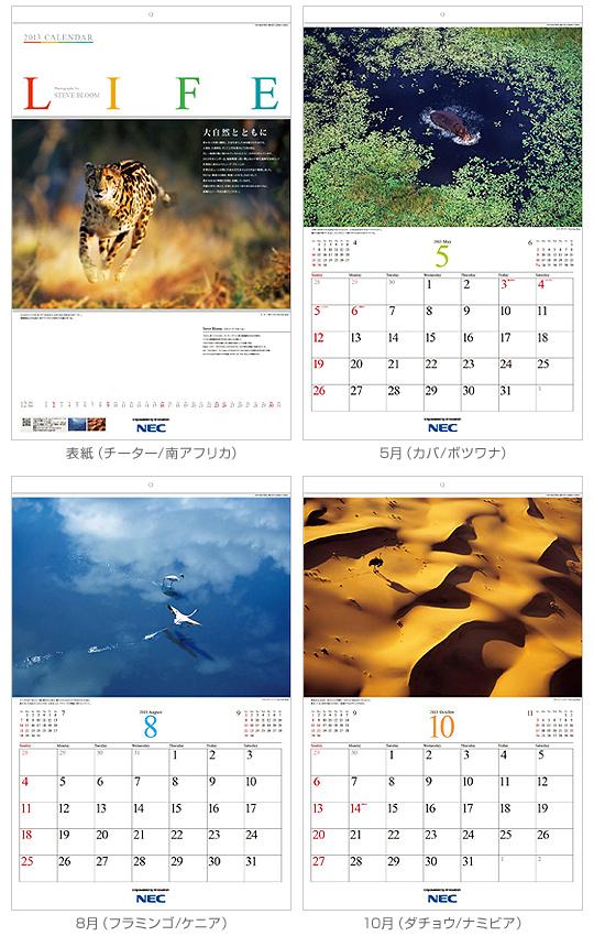 Calendar Subject Ideas : 全国カレンダー展 受賞 宣伝広告 nec