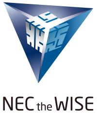 NEC the WISE ロゴ