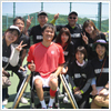 NEC Wheelchair Tennis