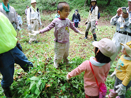 """Tokyo Metropolitan Sengenyama Park"" in Fuchu City where NEC Fuchu Plant is located"
