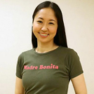 Ms. Mako Yoshioka, Representative of NPO Madre Bonita