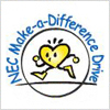 NEC Make-a-Difference Drive (MDD)