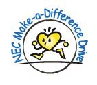 NEC Make a Difference Drive シンボルマーク