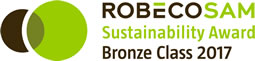 RobecoSAM Sustainability Awards Silver Class 2017