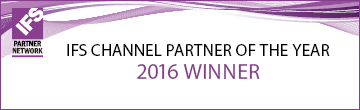Channel partner of the Year 2016 WINNERロゴ