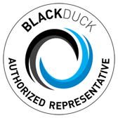 black duck software AUTHORIZED REPRESENTATIVE