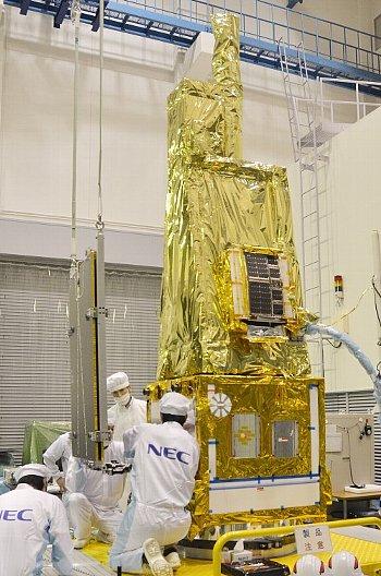 JAXAの惑星分光観測衛星「ひさき...