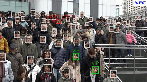 Nec、米国国立機関による動画顔認証の性能評価で第1位を獲得 2017年3月16日 :プレスリリース Nec